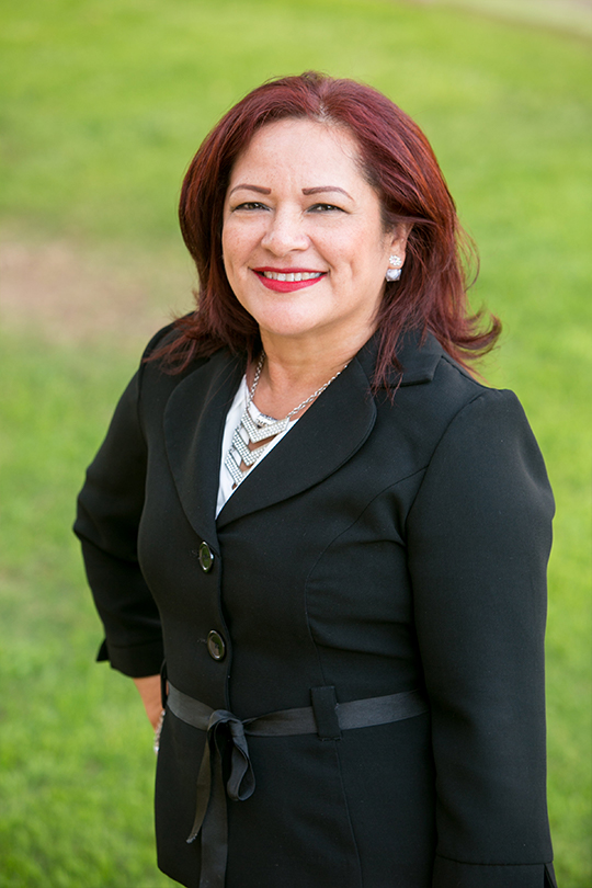 "Juana ""Juany"" C. Matus, Paralegal and Specialist in Mexican Law"